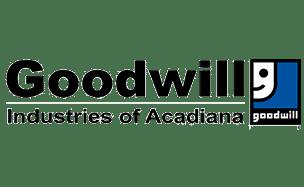 Goodwill Industries of Acadiana Logo