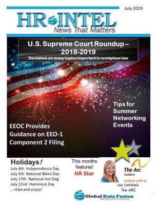 HR Intel Newsletter July Issue