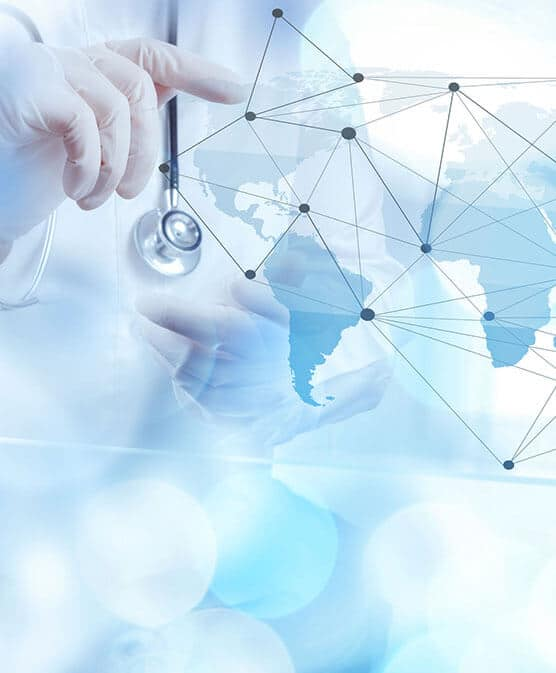 healthcare screening services concept image