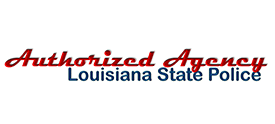 authorized louisiana state police agency